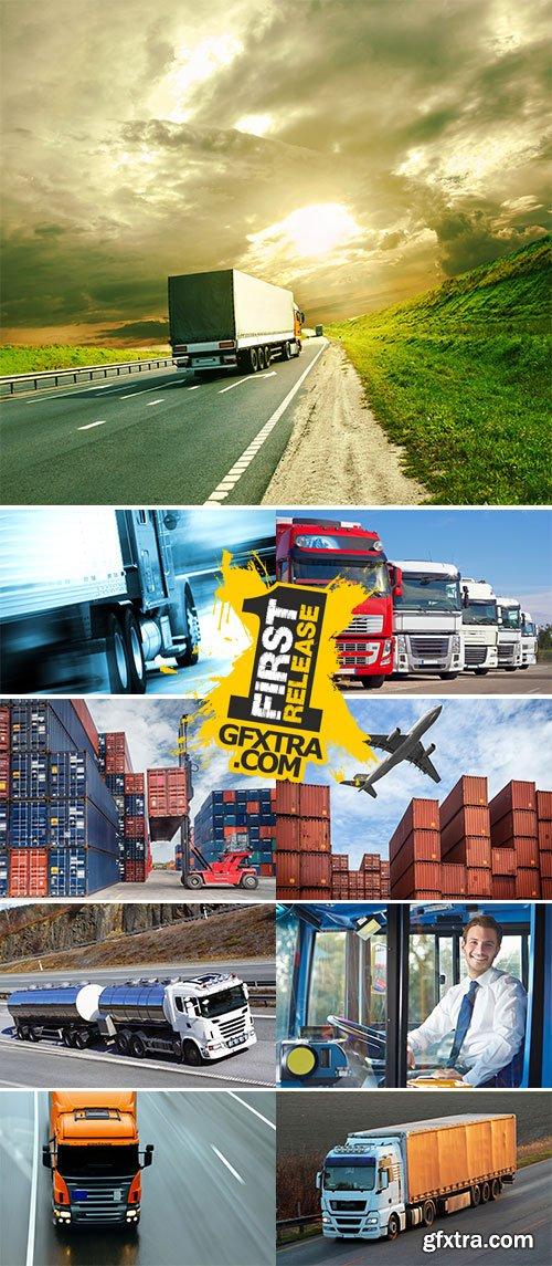 Stock Photo: Transportation