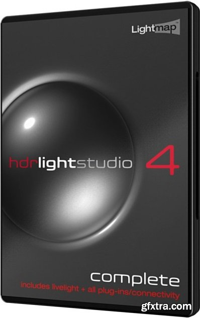 HDR LIGHT STUDIO V4.3 PLUGINS INCLUDED with CLOUDS PACK WIN MACOSX LINUX-XFORCE
