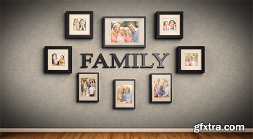 Videohive Photo Wall Gallery 5909183