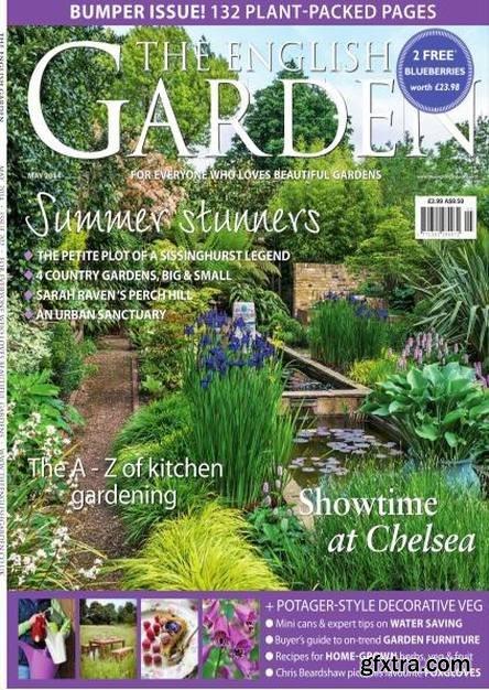 The English Garden Magazine - May 2014 (TRUE PDF)