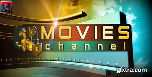 Videohive Movies Channel Broadcast Package 2572589