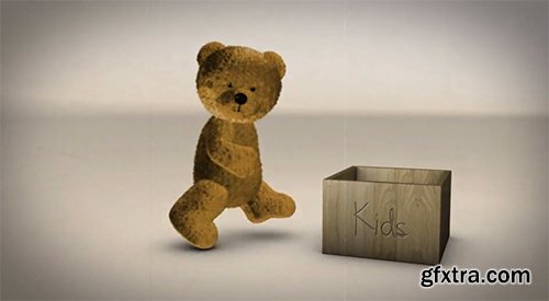 Videohive Teddy Presents 7917138