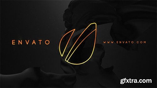 Videohive Black And Gold Logo Reveal 7068187