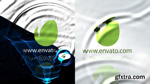 Videohive Elegance Water Ripple Logo 7121776