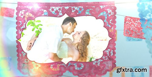 Videohive Wedding Paper Banners 2973049
