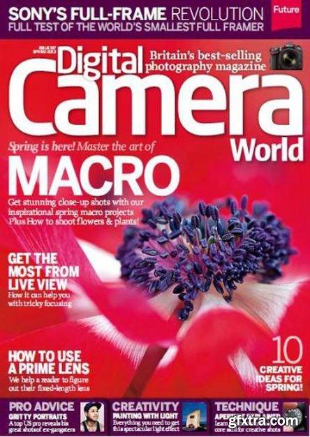 Digital Camera World Magazine Spring 2013 (TRUE PDF)