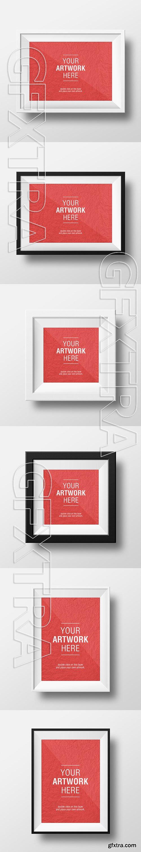 Artwork Frame PSD MockUps