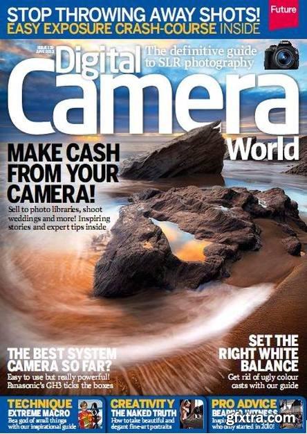 Digital Camera World Magazine June 2013 (TRUE PDF)