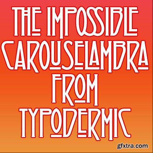 Carouselambra Font 1 Fonts 30$
