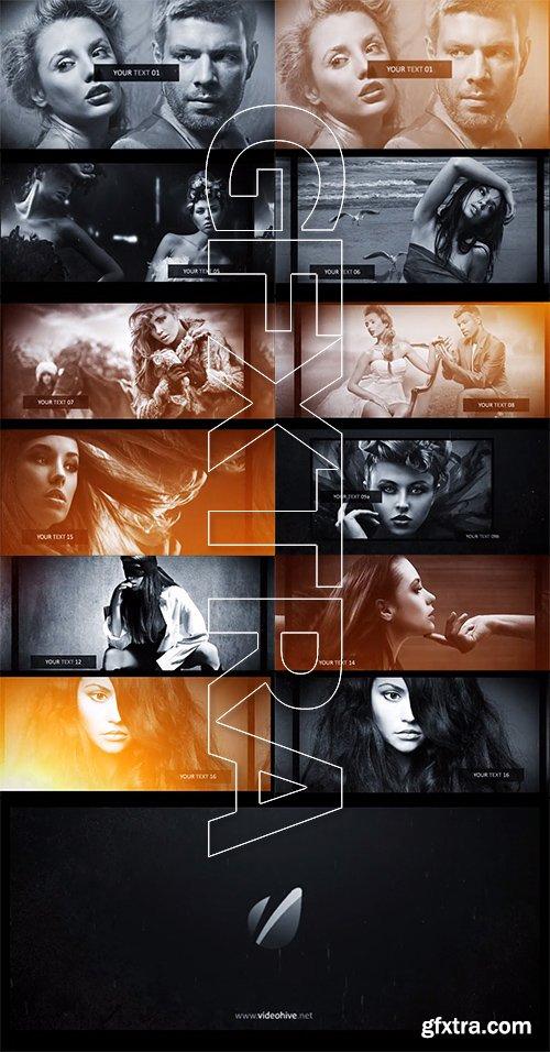 Videohive Modern Grunge Dark Trailer 6442180