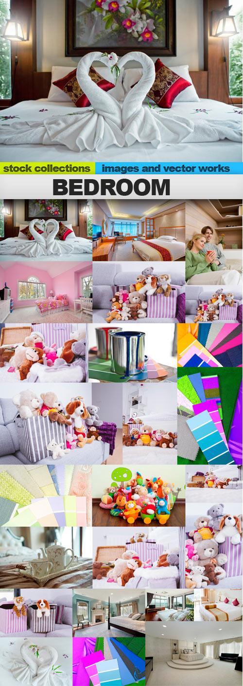 Bedroom,25 x UHQ JPEG