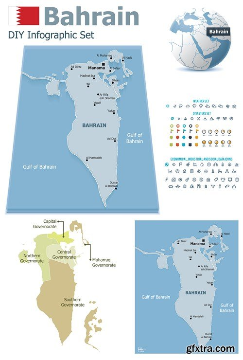 World maps and infographics 2 25xeps vector photoshop psdafter world maps and infographics 25xeps gumiabroncs Choice Image