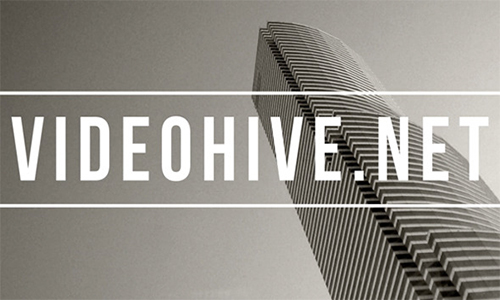 Videohive - Big Type Lower Thirds & Titles