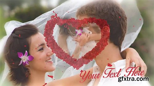 Videohive Roses Wedding Album 7014067