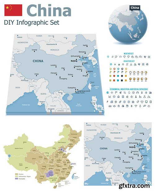 World maps and infographics 25xeps vector photoshop psdafter world maps and infographics 2 25xeps gumiabroncs Choice Image