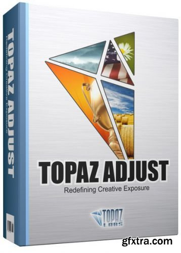 Topaz Adjust v5.1 for Adobe Photoshop