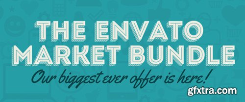 The Envato Market Bundle 2014