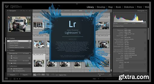 Adobe Photoshop Lightroom 5.6 Final + Lightroom Presets Collection