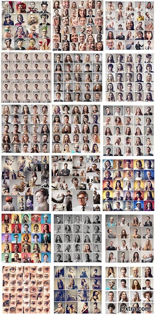 People MEGA Collection, 25xUHQ JPEG