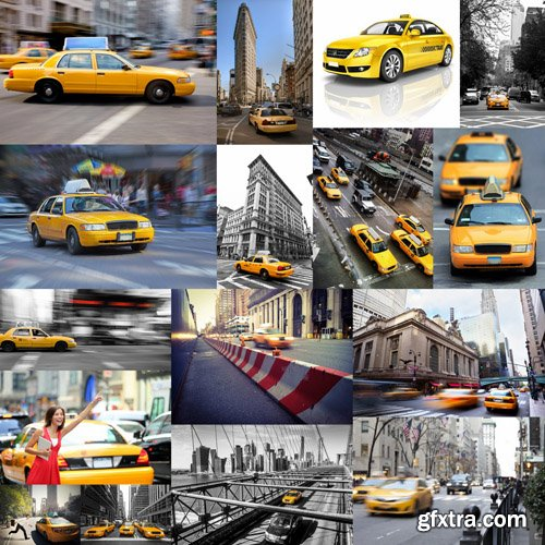 Taxi Collection - 25 HQ Images