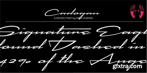 Cadogan Font for $49