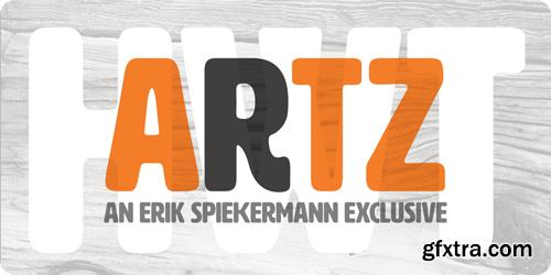 HWT Artz Font for $25