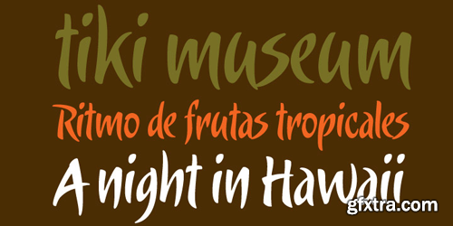 Candombe Font for $45