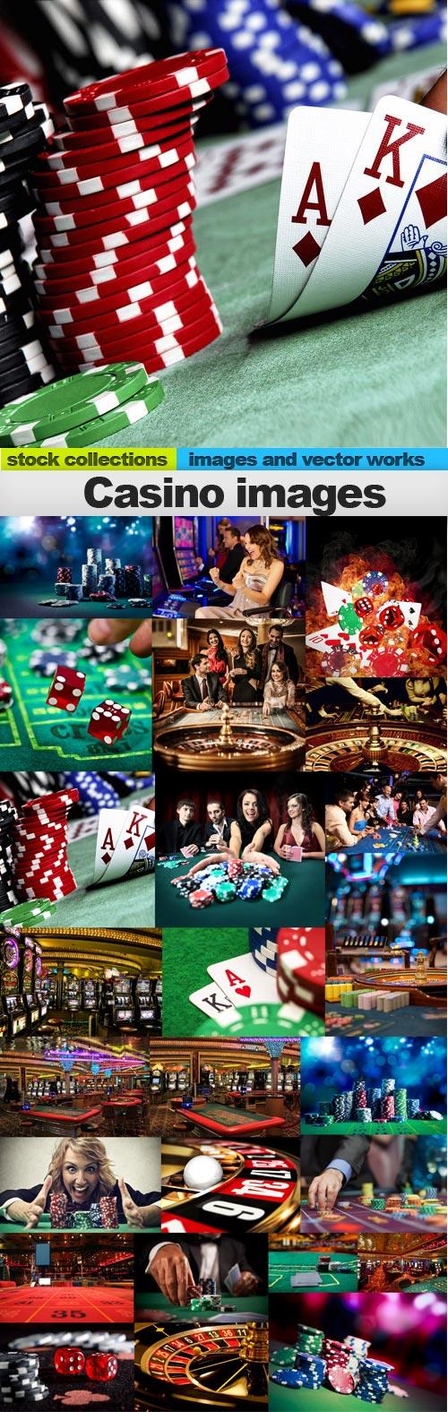 Casino,25 x UHQ JPEG