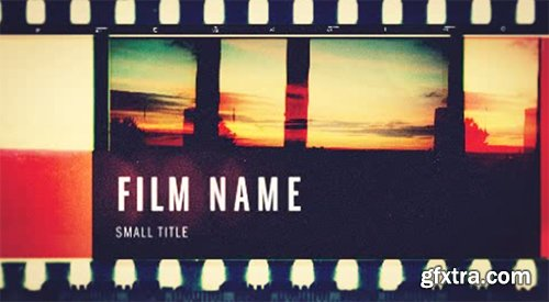 POND5 Film Reel 865452 - After Effects Template