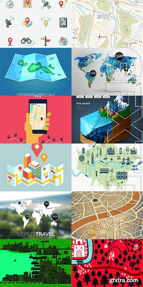 Vector - Modern Cartography