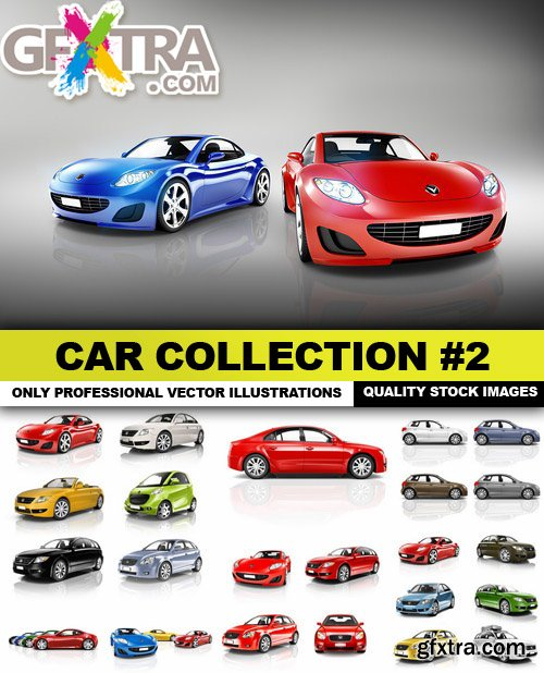 Car Collection #2 - 25 HQ Images