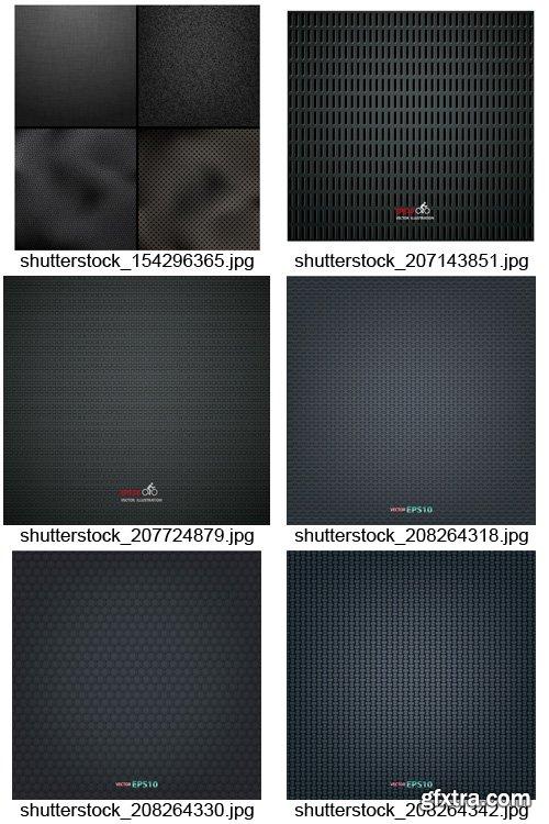 Amazing SS - Black Textures 2, 25xEPS