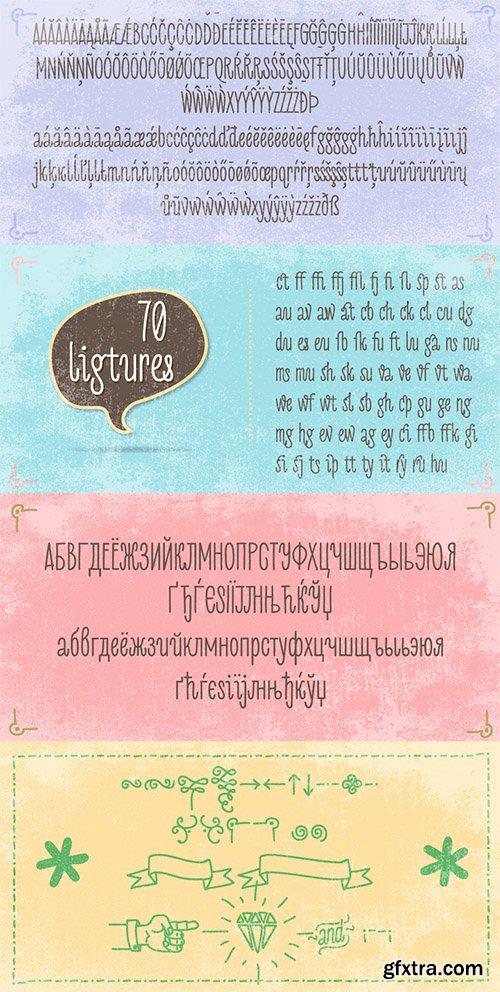Sofya Font - 1 Font 30$