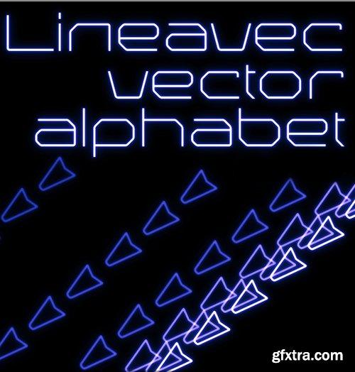 Lineavec Font - 1 Font 30$