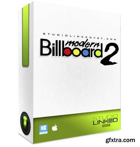 StudioLinkedVST Modern Billboard 2 REFiLL-PiRAT