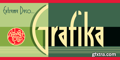Grafika Font for $45