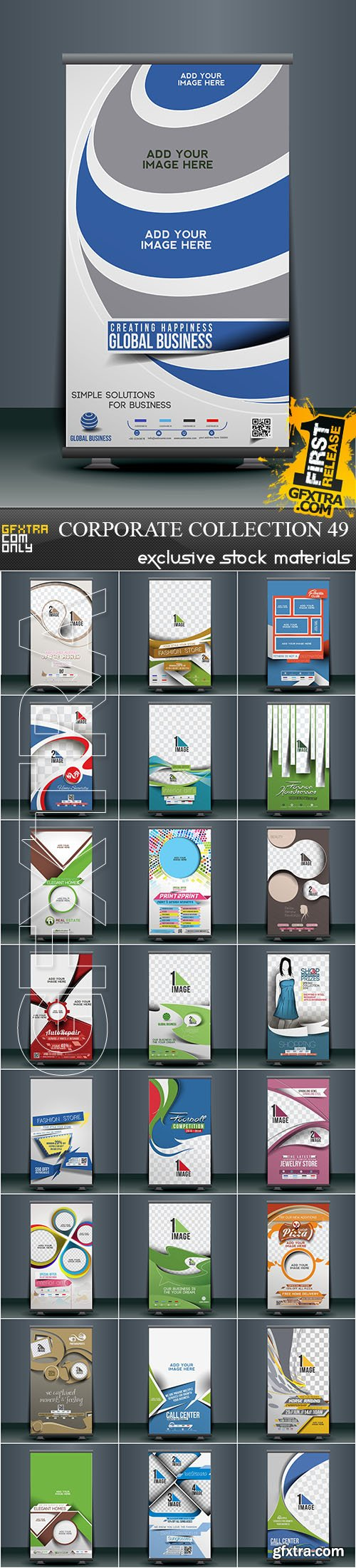 Corporate Collection 49, 25xEPS