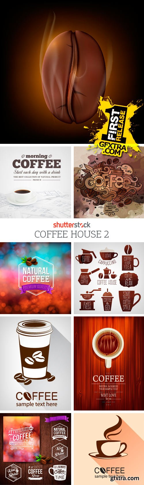 Amazing SS - Coffee House 2, 25xEPS