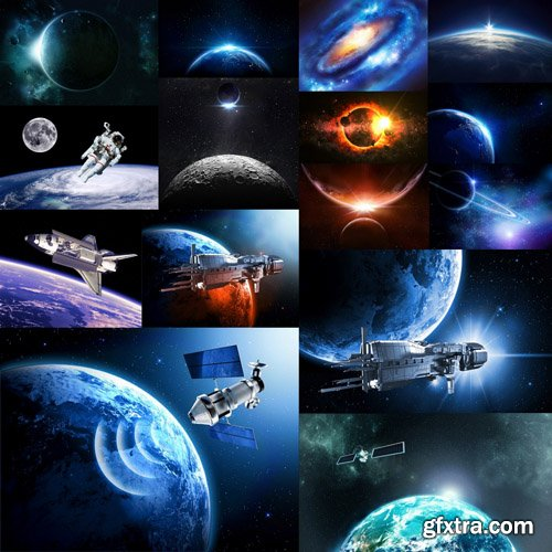 Space Collection - 25 HQ Images