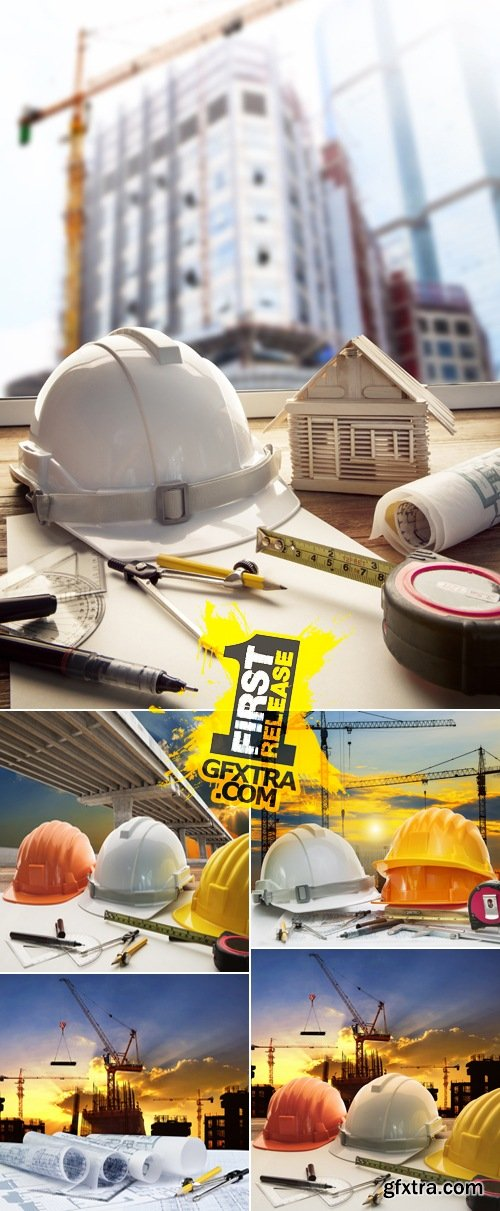 Stock Photo - Construction Backgrounds