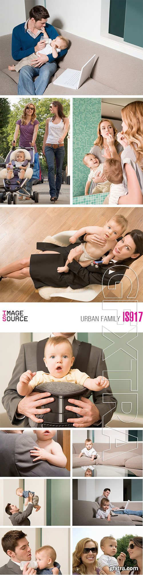 Image Source IS917 Urban Family