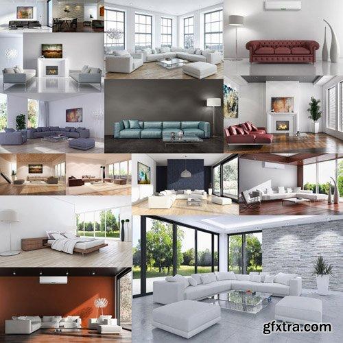Modern Interior #2 - 25 HQ Images