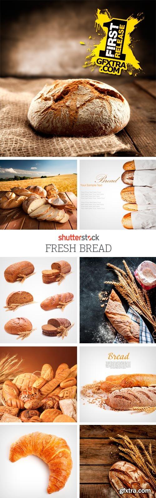 Amazing SS - Fresh Bread, 25xJPGs