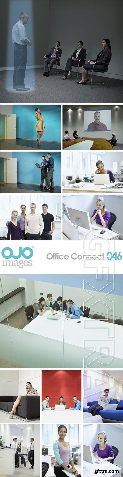 OJO Images OJ046 Office Connect