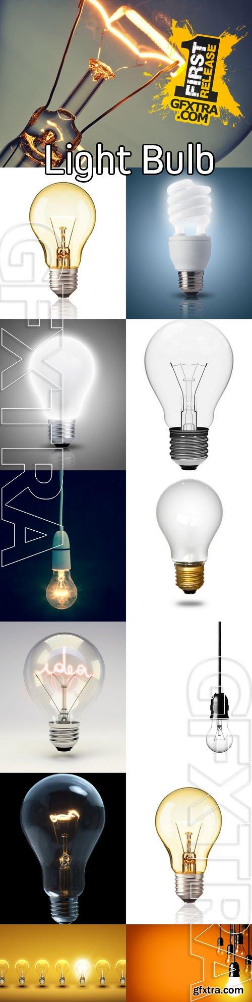 Stock Photos - Light Bulb