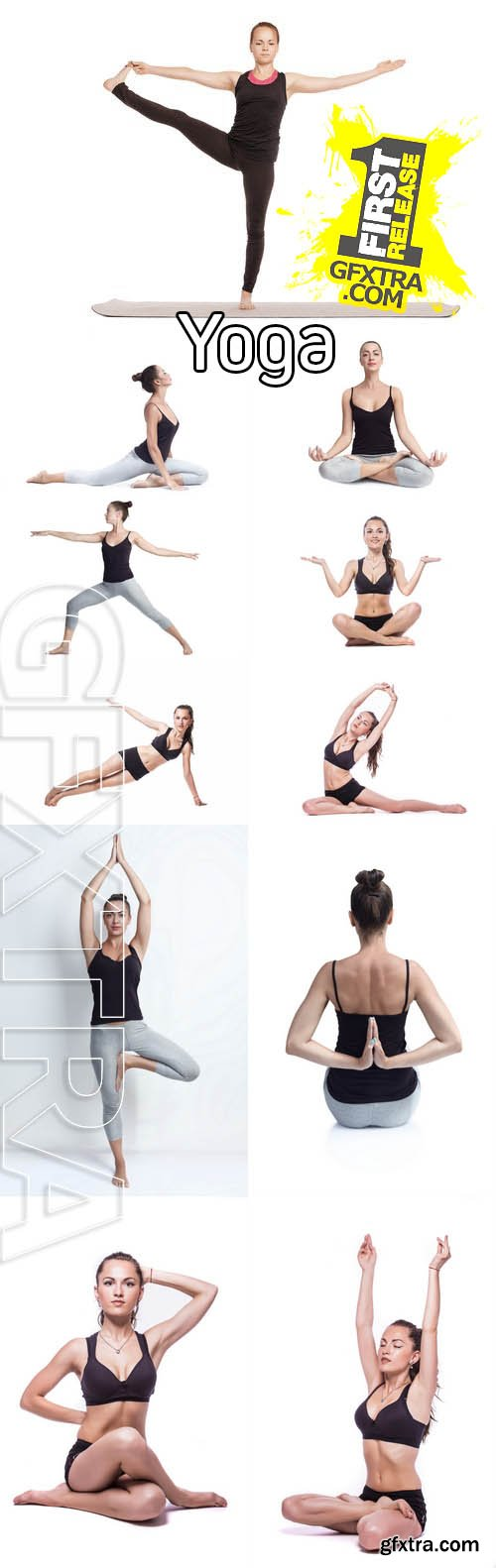 Stock Photos - Yoga