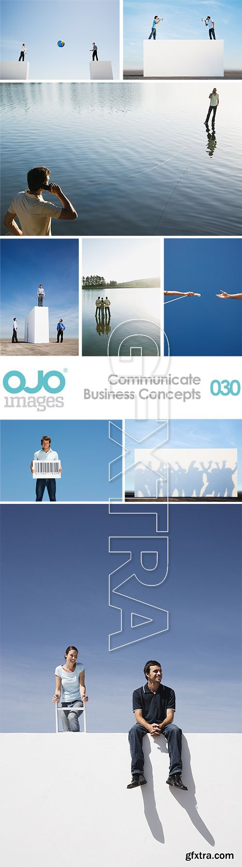 OJO Images OJ030 Communicate-Business Concepts