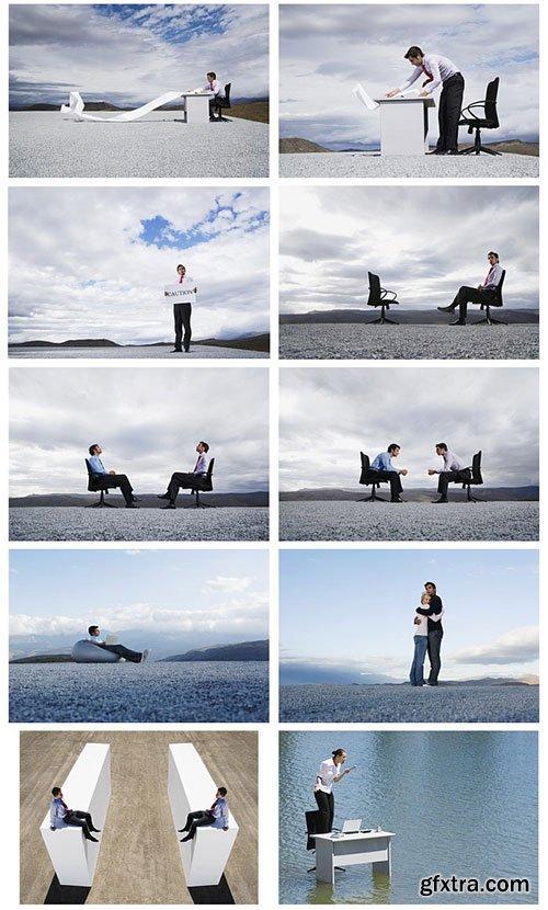 OJO Images OJ030 Communicate-Business Concepts