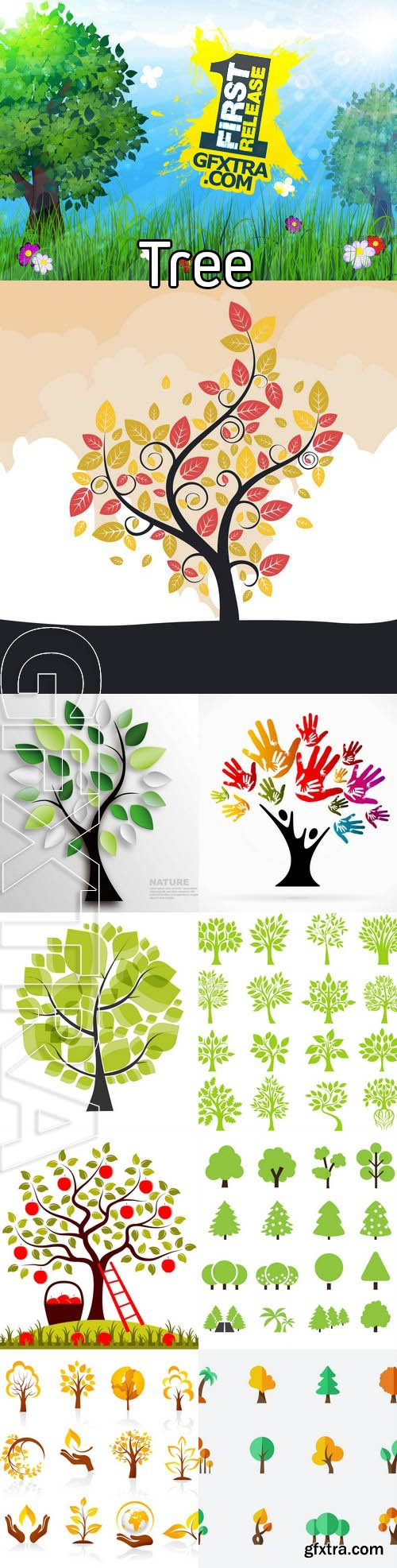 Vector - Tree