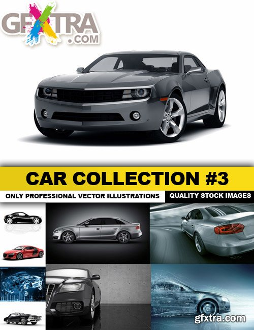 Car Collection #3 - 25 HQ Images